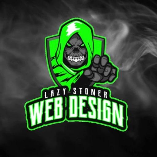 Lazy Stoner Website Designs